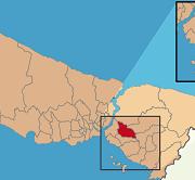 Istanbul Ümraniye Evden Eve Nakliyat Location