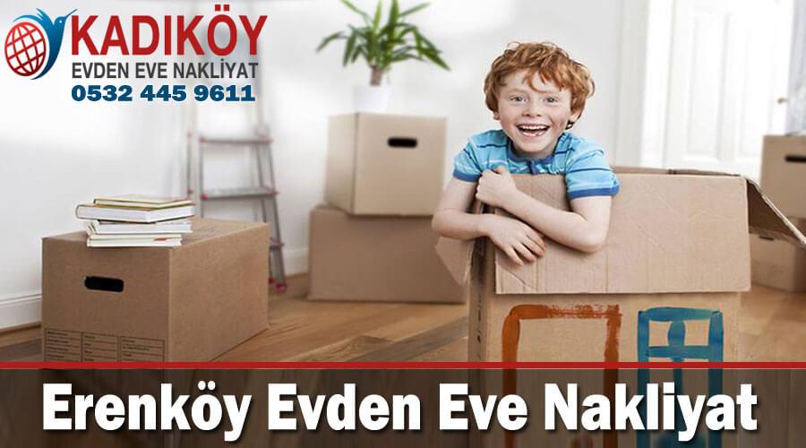 Erenköy evden eve nakliyat İstanbul Erenköy Nakliyat asansörlü taşıma firması