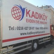kadıköy evden eve nakliyat kamyonu