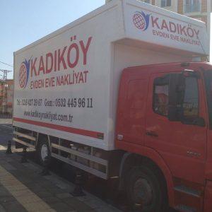 Şehiriçi Nakliyat - kamyon-kadıköy evden eve nakliyat