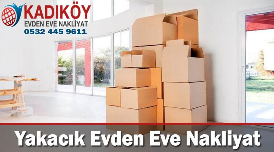 Yakacık evden eve nakliyat İstanbul Yakacık Nakliyat paketleme taşıma firması