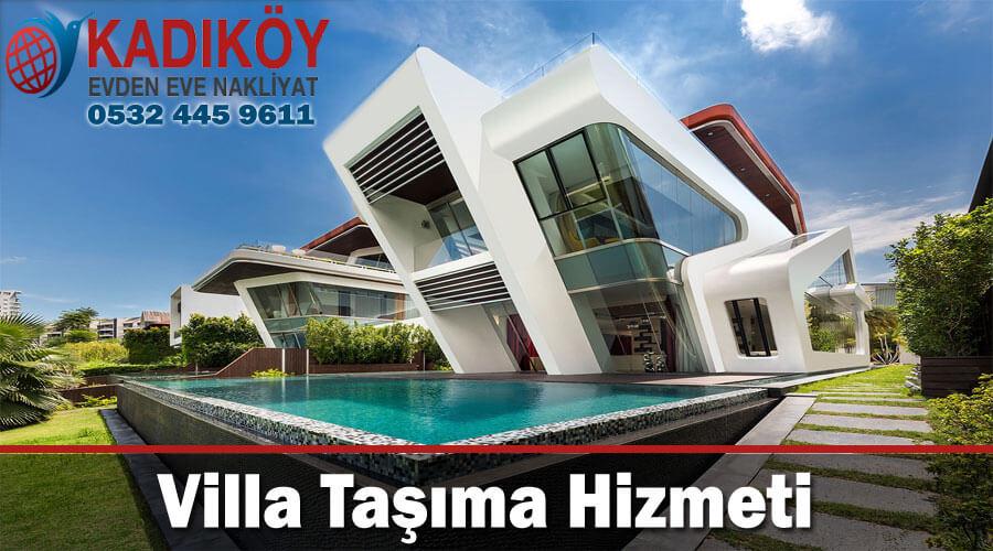 Villa taşımacılığı İstanbul villa taşıma şirketi Garantili sigortalı villa taşıma nakliye hizmeti
