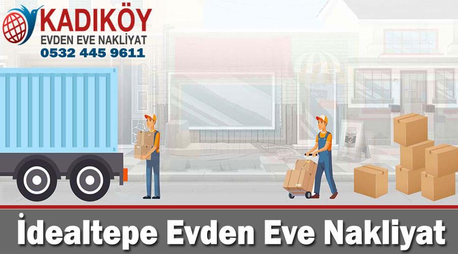 idealtepe evden eve nakliyat istanbul idealtepe nakliyat taşıma paketleme