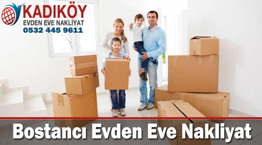 Bostancı Evden Eve Nakliyat İstanbul bostancı nakliyat ev taşıma firması